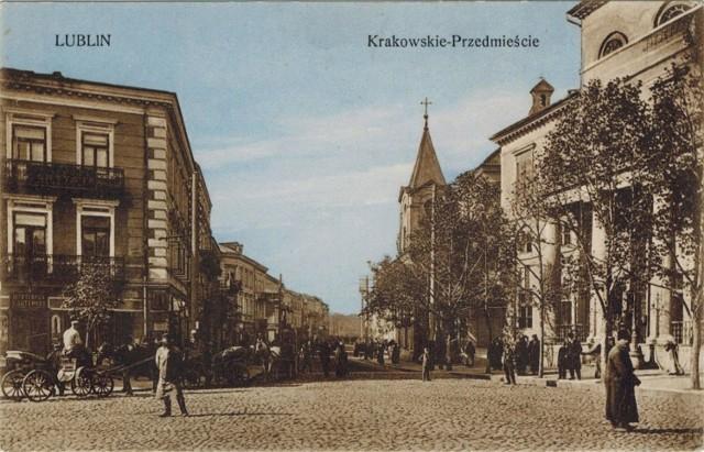 1900–1910 Krakowskie Przedmieście