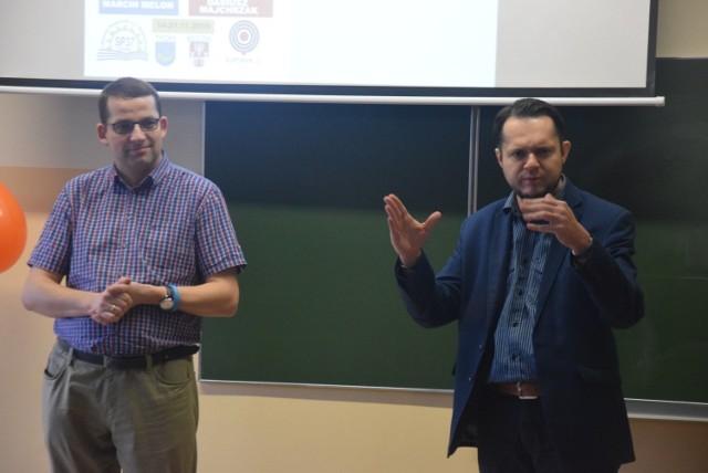 Projekt śląsko-zagłębiowski dr. Dariusza Majchrzaka i Marcina Melona