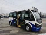 Kraków. Tak małych autobusów pod Wawelem jeszcze nie było. Będą jeździć wąskimi drogami [ZDJĘCIA]