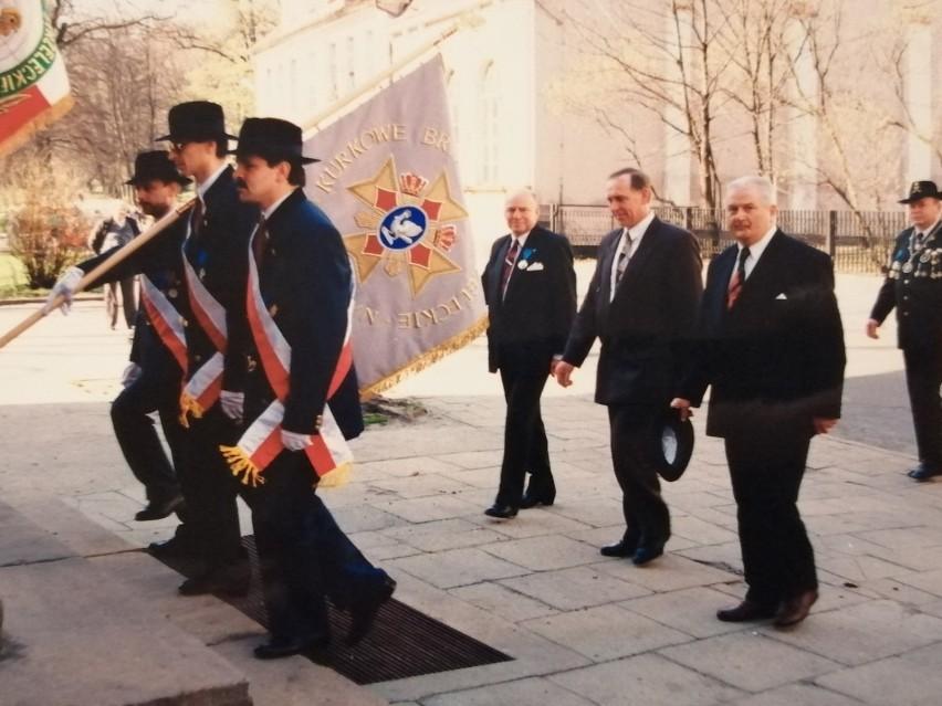 Zobaczcie archiwalne zdjęcia Kurkowego Bractwa Strzeleckiego w Krotoszynie [ZDJĘCIA]