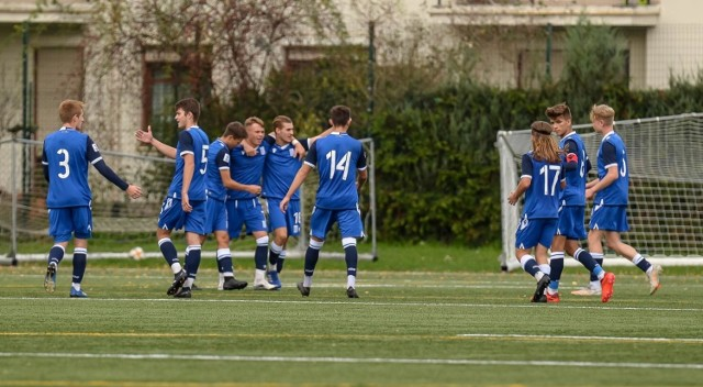 Zawodnicy Lecha Poznań z kompletem 11 zwycięstw zapewnili już sobie zwycięstwo w grupie B Centralnej Ligi Juniorów U-17.
