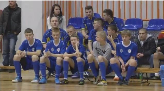 Władysławowo. Halowy turniej miasta - Derby Władysławowa '2013 [FILM]