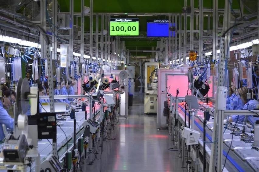 W TPV w Gorzowie pracuje 1,7 tys. osób. Fabryka produkuje...