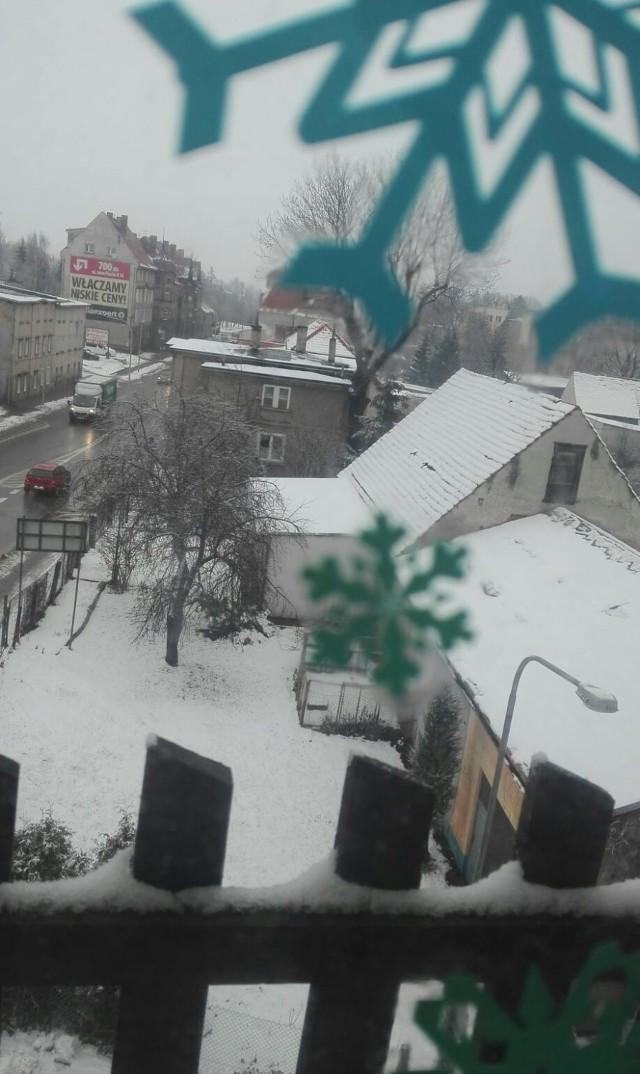 Mamy śnieg! Zobacz zdjęcia naszych Czytelników.