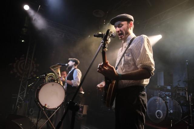 Zdjęcie ilustracyjne z koncertu w Toruniu