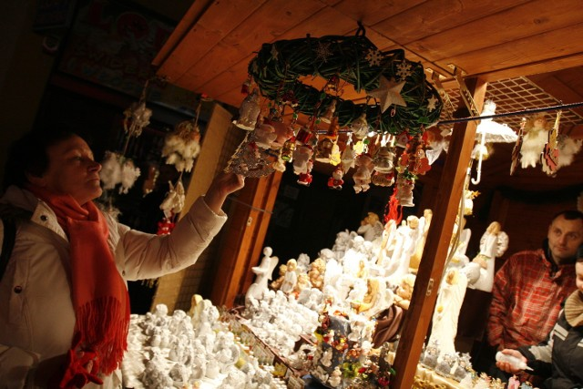 Jarmark Bożonarodzeniowy w Katowicach