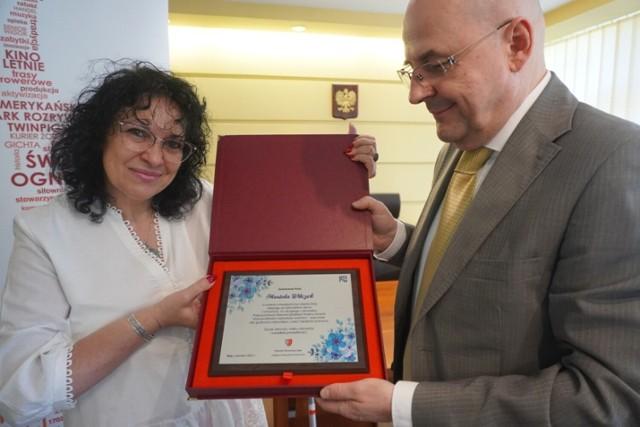 Tegoroczna nagroda Lady D. trafiła do rąk żorzanki, Marioli Wilczek.