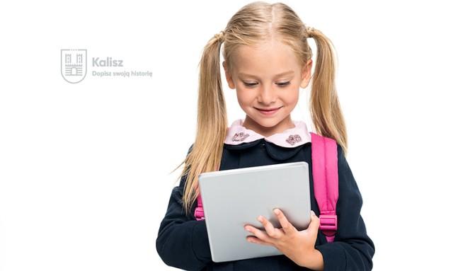 Zmieniamy Wielkopolskę. Laptopy dla kaliskich uczniów