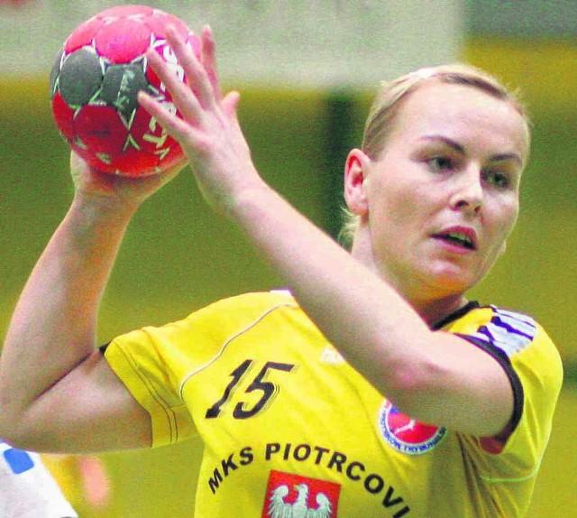 Agata Wypych zdobyła najwięcej bramek dla Piotrcovii