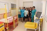 Oddział Dziecięcy w Szpitalu Powiatowym w Hrubieszowie jest już po remoncie. Zobacz
