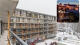 Kraków. Budują hotel i apartamentowiec przy ul. Stradomskiej. Zobacz postępy prac [ZDJĘCIA]