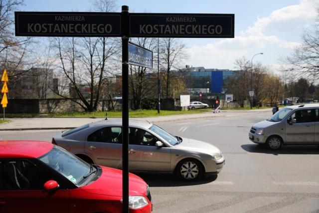 Ulica Kostaneckiego