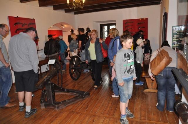 Tak wyglądała Noc Muzeów 2013 w Będzinie i Dąbrowie Górniczej