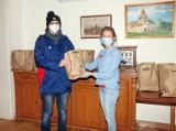 Pracownicy WTZ w Kwidzynie przygotowali wielkanocne paczki dla uczestników warsztatów terapii
