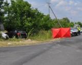 Tragiczny wypadek w powiecie bialskim. Nie żyje 90-letnia pasażerka