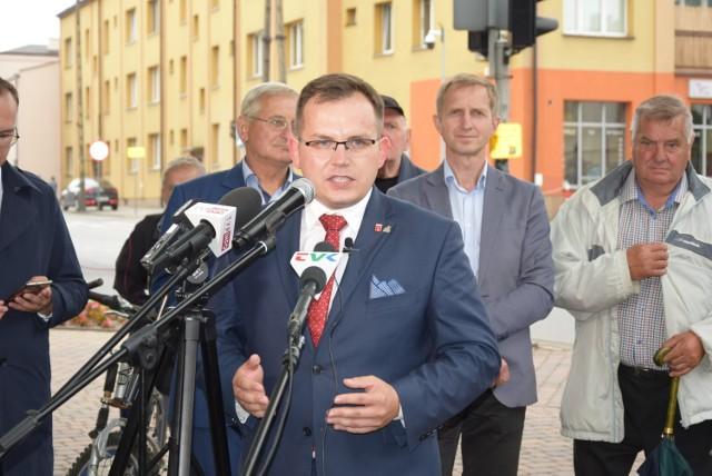 Paweł Rychlik, PiS - ZA podwyżkami