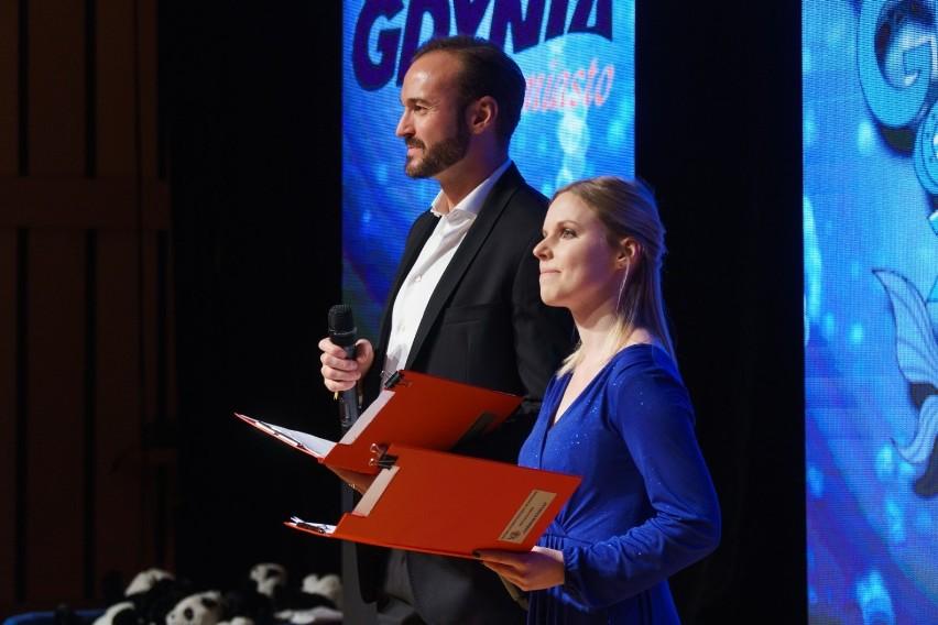 Uroczysty gala festiwalu piosenki dziecięcej i młodzieżowej Mini Gdynia OPEN 2020