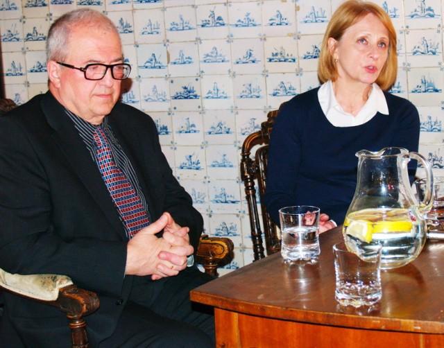 """W Klubie Dziennikarzy """"Pod Gruszką"""""""" odbyła się """"Zielona Debata"""" na temat krakowskiego powietrza."""