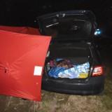 Tragiczny wypadek na drodze krajowej nr 15 w Czeluścinie