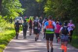 VI Bieg Beskidnika. Ponad 300 biegaczy rywalizowało na trasach Beskidu Niskiego w okolicy Folusza [ZDJĘCIA]