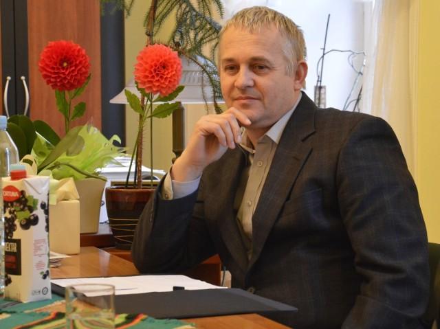 Marek Dziedziela zostanie dyrektorem DPS w Borówku pod Łowiczem