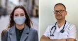 Maseczki powodują grzybicę płuc? Śląski lekarz odpowiada