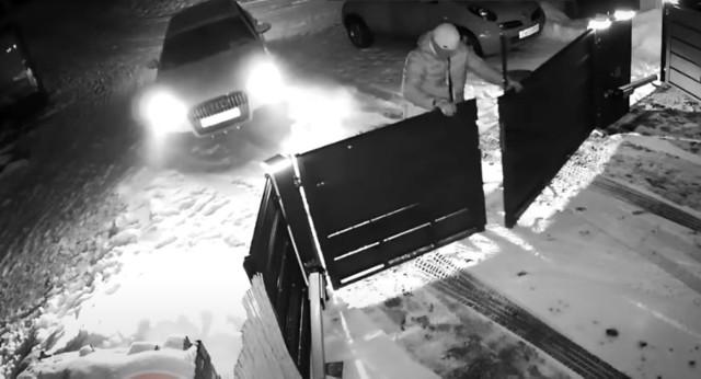 Kradzież samochodu przy ul. Fabrycznej we Wrocławiu