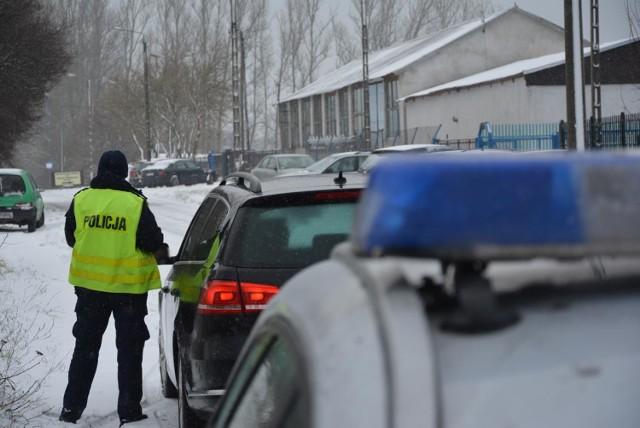 Tak wyglądały policyjne kontrole w Krośnie Odrzańskim i okolicy w ostatnich dniach.