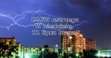 IMGW ostrzega mieszkańców Kujawsko-Pomorskiego: w niedzielę, 21 lipca możliwe burze z gradem