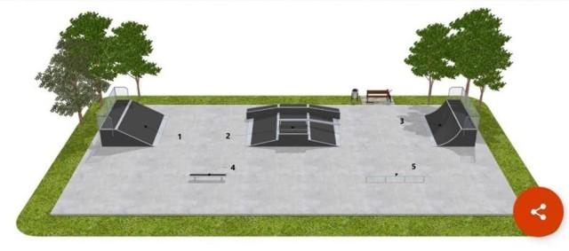 Wydarzeniem w 2021 roku będzie budowa skateparku w Koczale