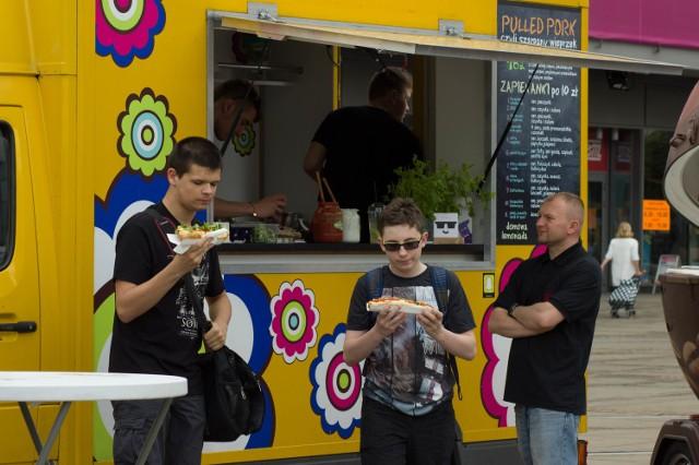 Zlot food trucków Mysłowice