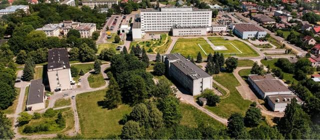 Chełm. Zmodernizują i doposażą szpital za ponad 20 mln zł
