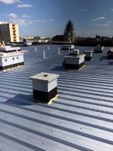 Samego dachu jest tu 700 m kw! Zobaczcie, jak zmienia się budynek w centrum Gorzowa