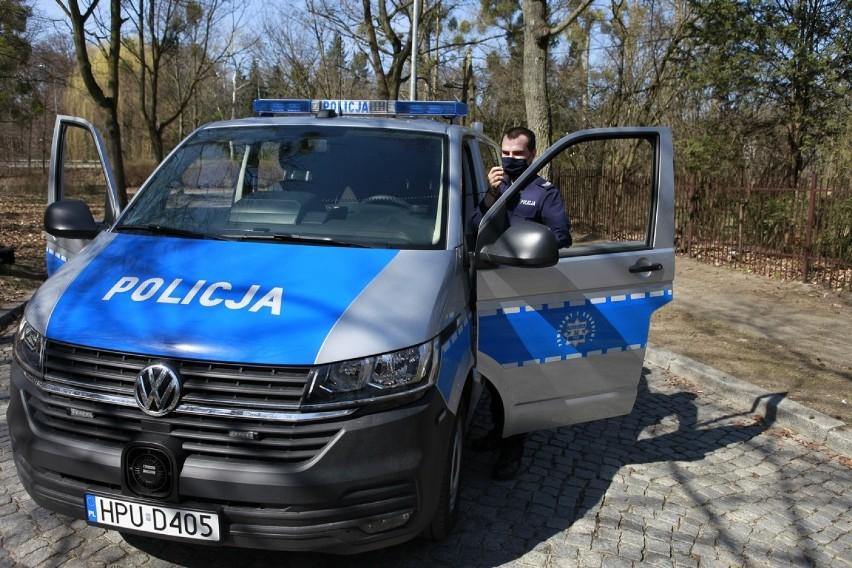 Nowoczesne furgony patrolowe trafią do gnieźnieńskiej policji