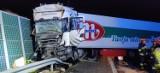 Poważny wypadek pod Warszawą. Lądował śmigłowiec LPR, wielu rannych