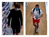 Pruszcz Gdański. Dwie kolejne kradzieże perfum z drogerii! Policja poszukuje mężczyzn ze zdjęcia