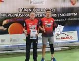 Kolejny sukces tenisowy Antoniego Biedziuka ze Szczecinka [zdjęcia]