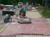 Remontują drogę powiatową z Pleszewa do Czermina