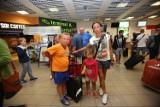 Lotnisko w Pyrzowicach: turyści wracają z Tunezji po zamachu  [ZDJĘCIA + WIDEO]