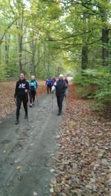 Krotoszyn: Pierwsze sportowe wyzwanie grupy nordic walking