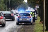 Wrocław: Wypadek motocyklisty na Kosmonautów [ZDJĘCIA]