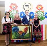 Poraj: Bal Mecenasa Kultury 2019. Wręczono wyróżnienia ludziom i instytucjom zasłużonym dla kultury [ZDJĘCIA]