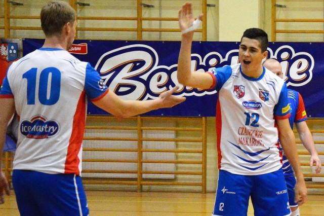 Wojciech Gruszka (z prawej)