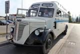 Zabytkowy autobus w Rumi z okazji dnia bez samochodu [ZDJĘCIA]