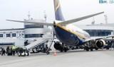 Ryanair kasuje kolejne połączenia i wróci dopiero wiosną. Lotnisko Szczecin - Goleniów też straci