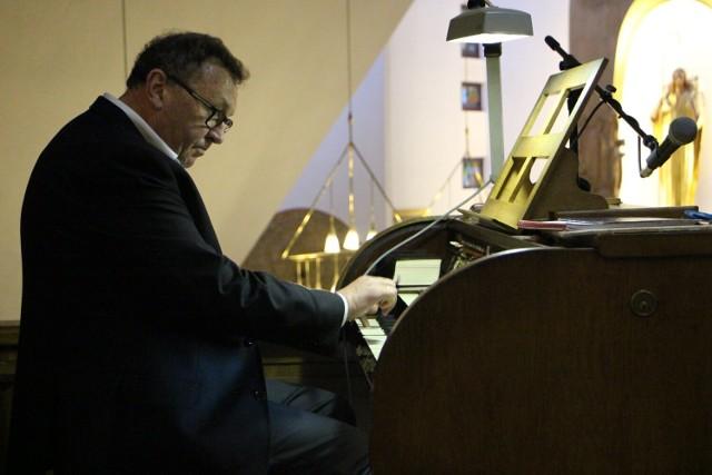 W niedzielę, 18 lipca, w kościele św. Krzyża w Rzeszowie utwory wybitnych twórców zaprezentuje Andrzej Chorosiński