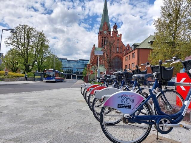 W Bydgoszczy wciąż powstają nowe drogi rowerowe