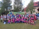 Turniej piłki nożnej dziewcząt Lubiana CUP 2021. Dziewczyny dały czadu z piłką! [ZDJĘCIA]