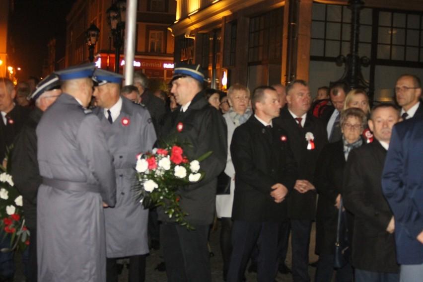 Powiatowo-gminne obchody 100. rocznicy odzyskania przez Polskę niepodległości w Krotoszynie [ZDJĘCIA]