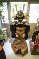 Zbroje samurajskie w Palmiarni w Łodzi. Wystawa czynna od piątku [ZDJĘCIA]